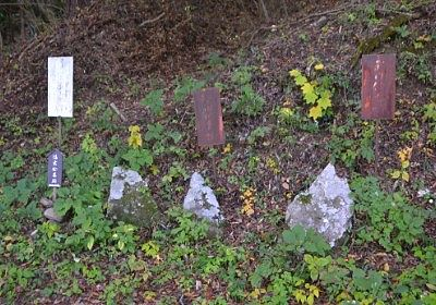 武田信玄公墓碑