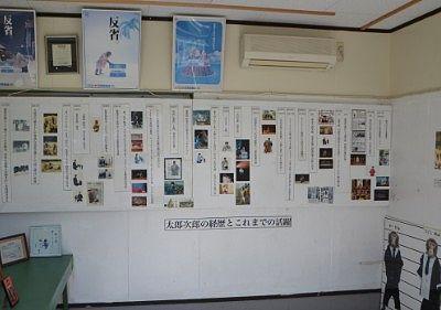 日光さる軍団の歴史資料室