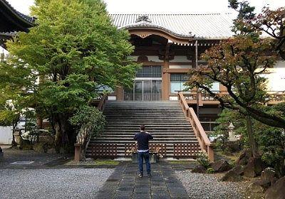 浄林寺本堂