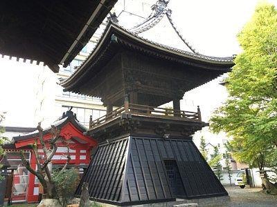浄林寺鐘楼
