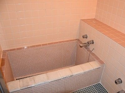 3階和洋室の客室風呂
