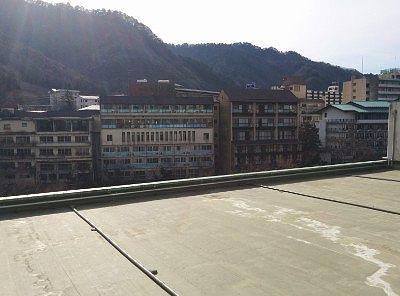 3階和洋室からの景色