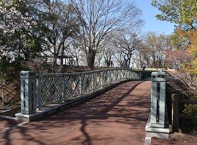 二の丸と本丸をつなぐ橋