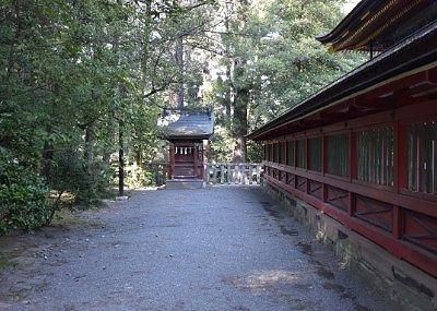 抜鉾若御子神社