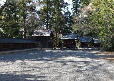 外宮と内宮、日枝神社と二十二末社
