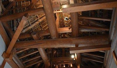 庫裡の天井