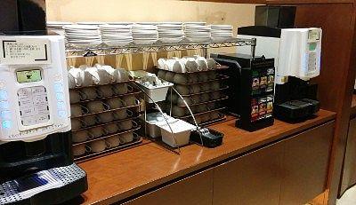 コーヒーなどのサーバー