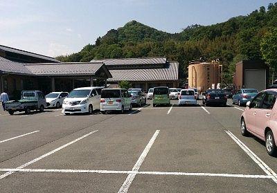 小野上温泉さちのゆ駐車場