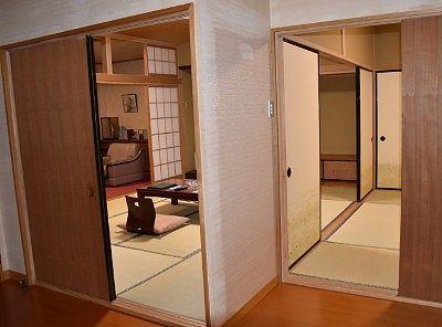 3部屋あった特別室