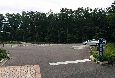 ノザル駐車場の様子