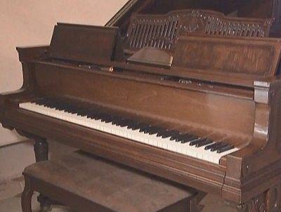 アメリカ製リプデューシング・グランドピアノ「ステインウェイ・ヂュオオート」