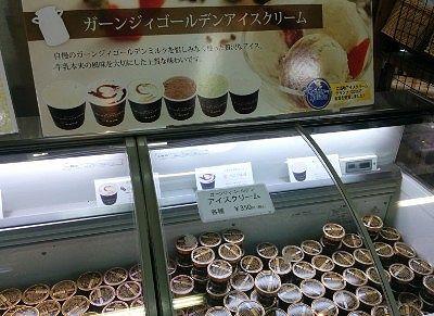 ガーンジィゴールデンアイスクリーム