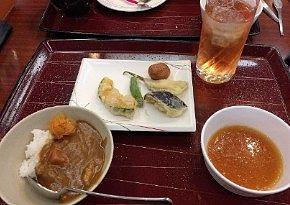 カレーや天ぷら