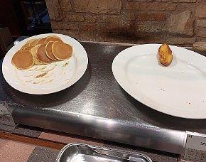 パンケーキ、フレンチトースト