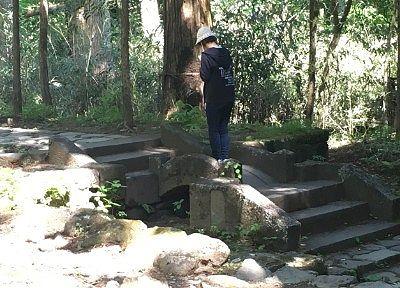 無念橋(俗称:願い橋)