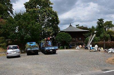 法雲寺駐車場