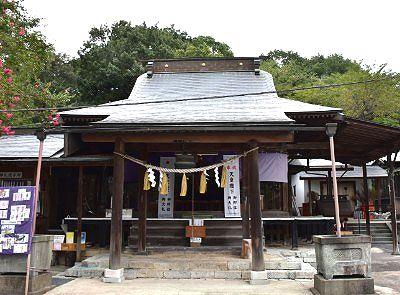 佐野賀茂別雷神社の拝殿