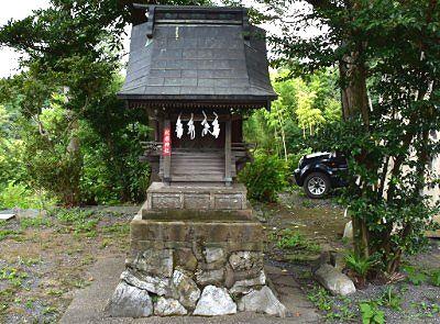 佐野賀茂別雷神社の境内社~秋葉神社