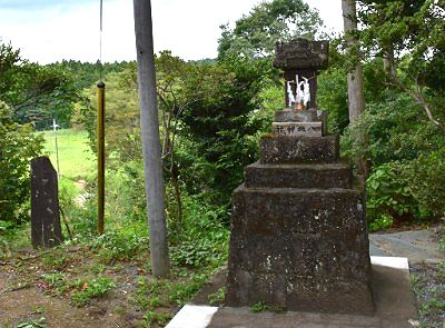 佐野賀茂別雷神社の境内社~八坂神社