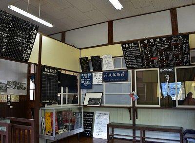 渡良瀬渓谷鉄道の資料室