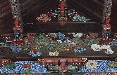 秩父神社の彫刻