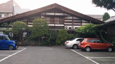 武蔵屋駐車場の様子