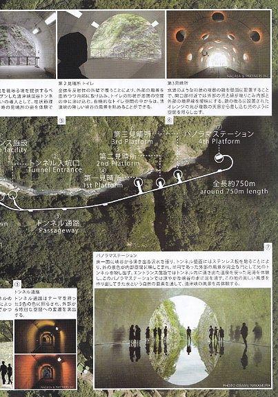 清津峡渓谷トンネルパンフレット3