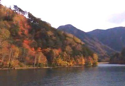 菅沼の紅葉