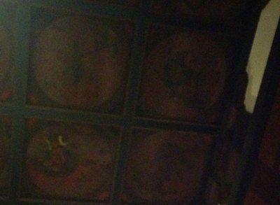 本堂天井画