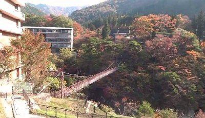 紅葉滝見橋