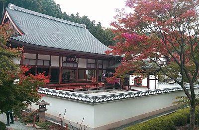 宝徳寺本堂