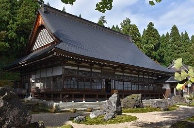 関興寺本堂