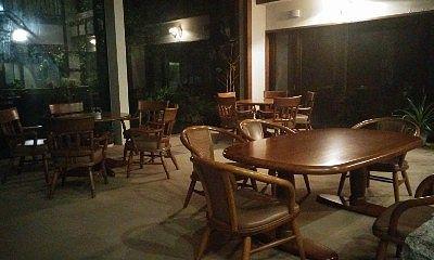 夜の茶寮「瀬音」