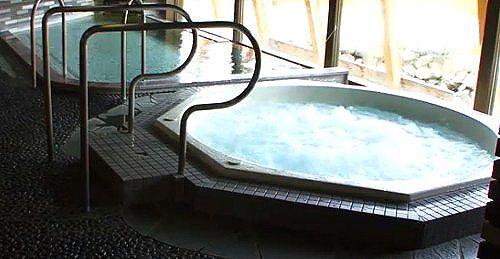 宿場の湯 内風呂とジャグジー