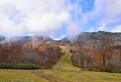 パノラマリフト山頂駅からの絶景