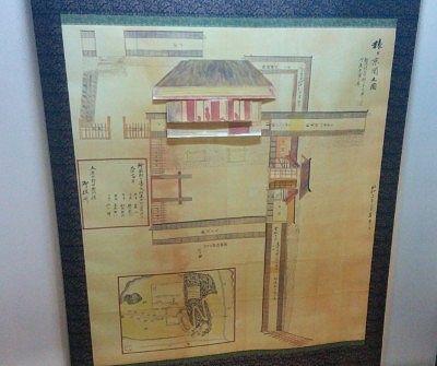 猿ヶ京関所之図