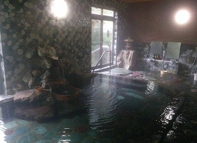 内風呂2の様子