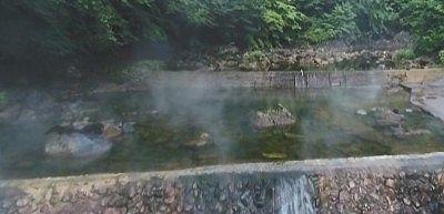 尻焼温泉川原の湯