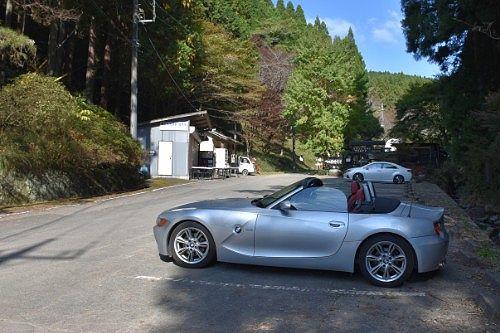 名草厳島神社駐車場