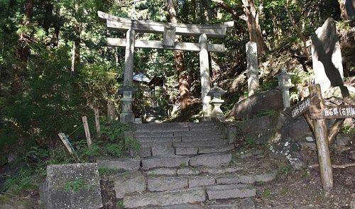 名草厳島神社石鳥居
