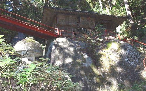 名草厳島神社社殿