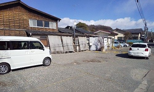 山本屋駐車場