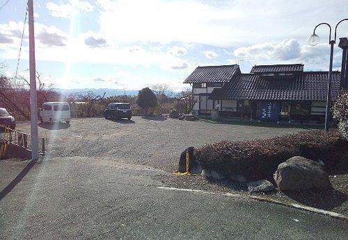 小麦工房ひとつぼし駐車場