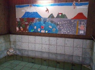 壁にあった絵