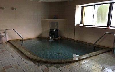 女湯の浴槽
