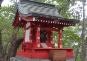 鬼怒川温泉神社奥宮