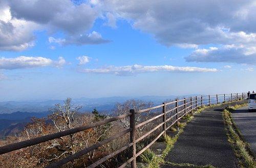 六万沢展望台からの景色2