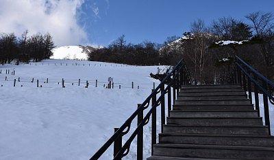 冬の天空回廊