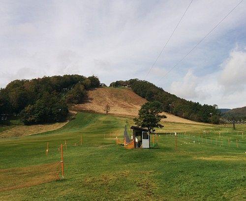 草津温泉スキー場(天狗山ゲレンデ)