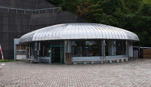 奈良俣サービスセンター外観